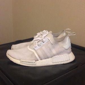 Adidas NMD 'Japan White' R1 PK Size 11.5